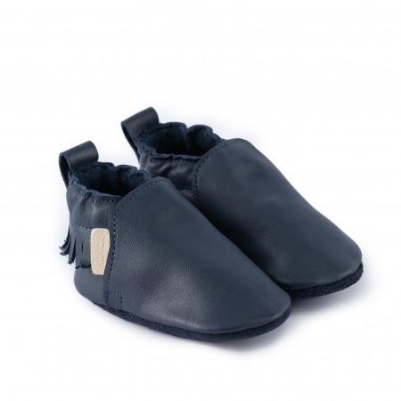 BAO | Navy Leather