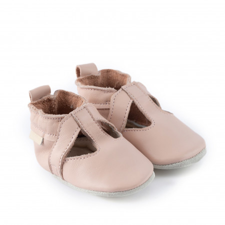 MEX | Pastel Pink Leather