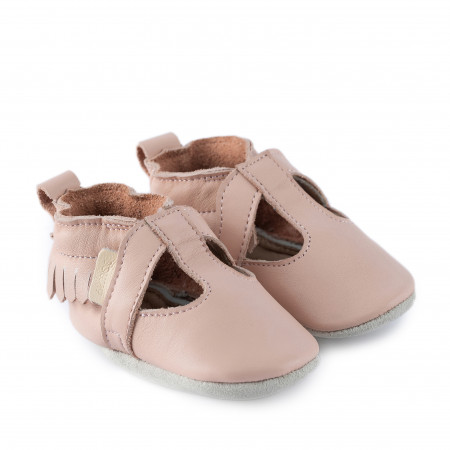 SID | Pastel Pink Leather