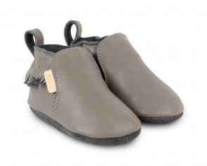 BAO | Grey Leather
