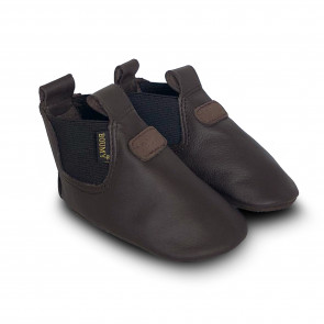 BOOTS BRO | Brown Leather