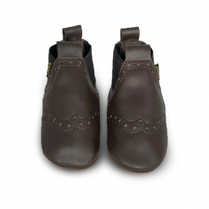 BOOTS CLASSIC | Brown Leather