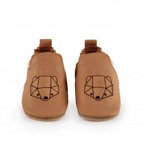 DUBI | Bear | Cognac Leather