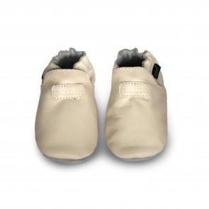 MOCS | Cream Leather