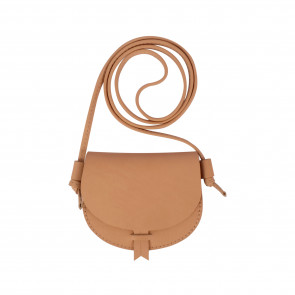 HICKY PURSE | Nude Leather