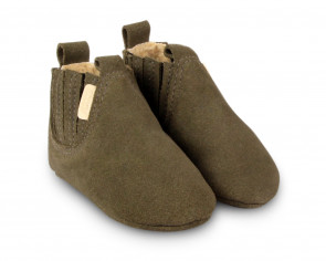 MONZI   Army Suede