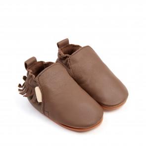 BAO   Brown Leather