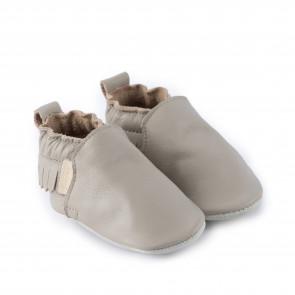 BAO | Pale Grey Leather