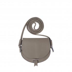 HICKY PURSE | Grey Leather